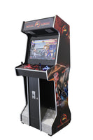 ARCADE MACHINE CABINET (UPRIGHT)