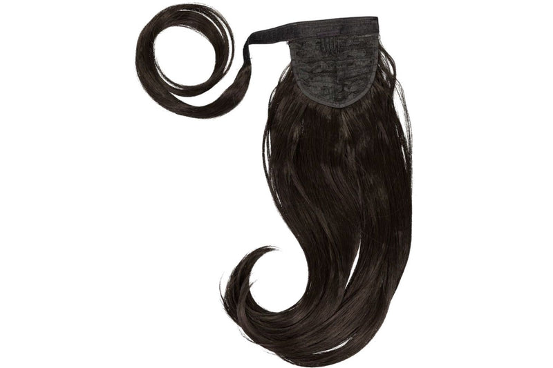 The Hailey Ponytail Natural black