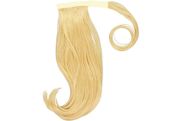 The Hailey Ponytail Champagne Blond