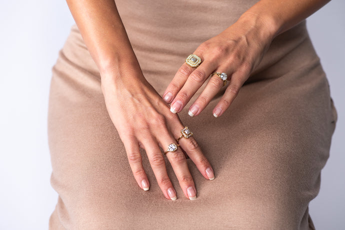 9 Engagement Ring Trends You'll See in 2021