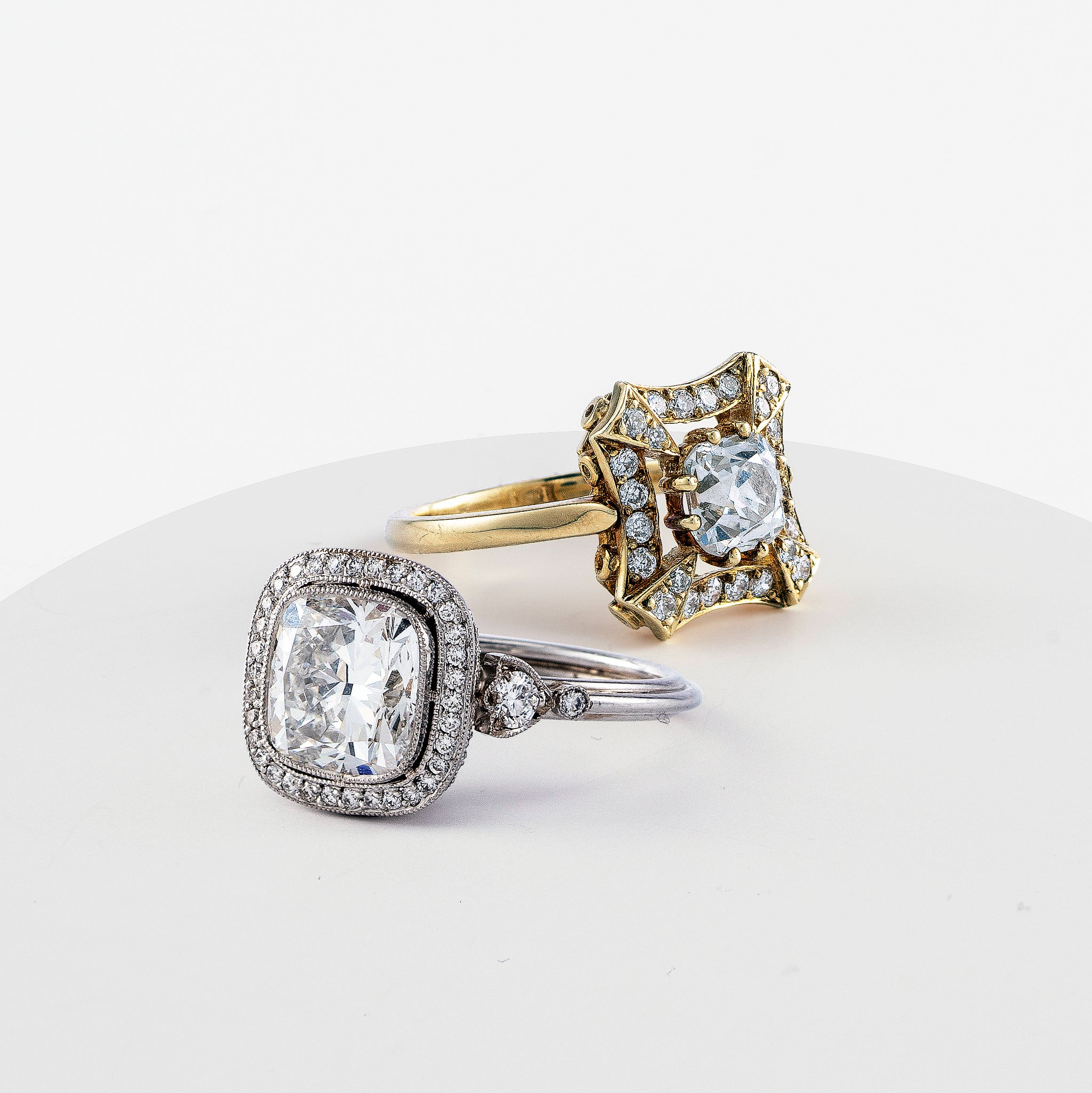 Engagement Rings - Downtown L.A. Jeweler