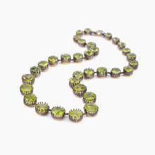 Load image into Gallery viewer, VICTORIAN RIVIERA STYLE NECKLACE