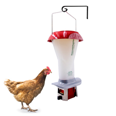 Roamwild PestOff Rat Proof Chicken Feeder