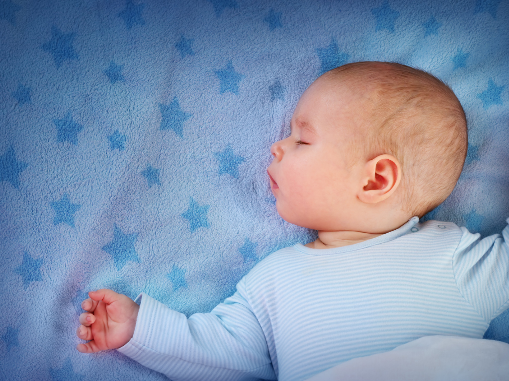 5 Secrets to help your baby sleep