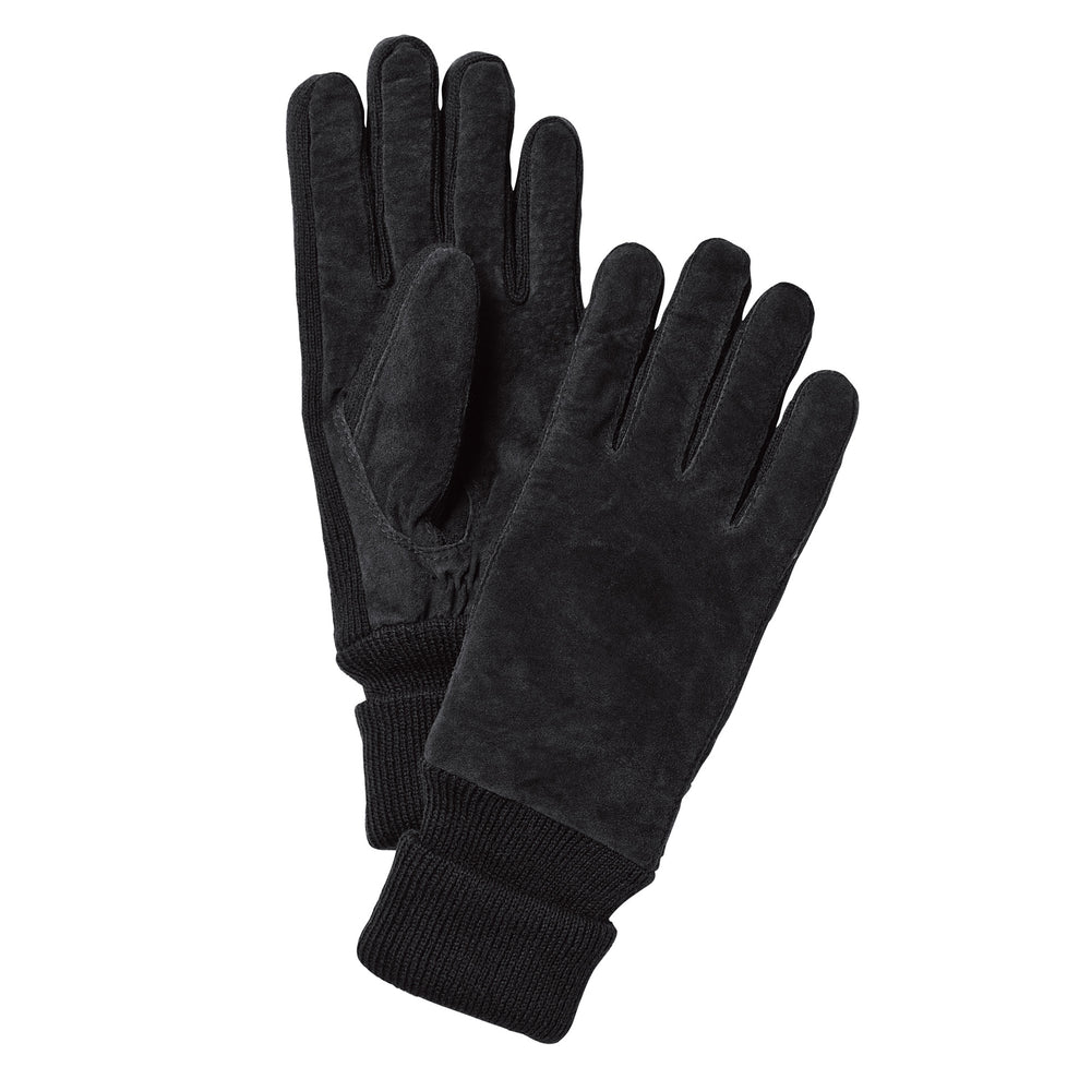 Hestra Neutral Original Sandwich Glove / Sort ruskind