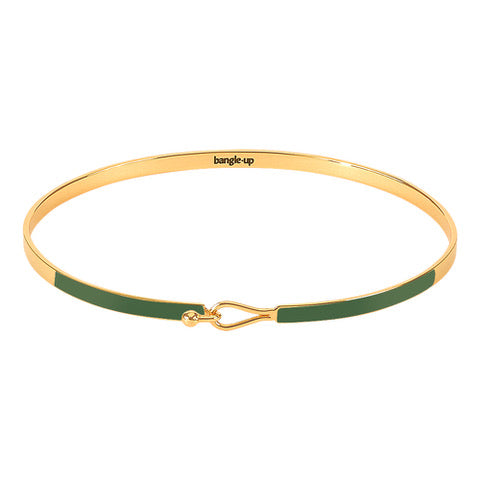 Bangle Up Lily Armbånd / Kaki