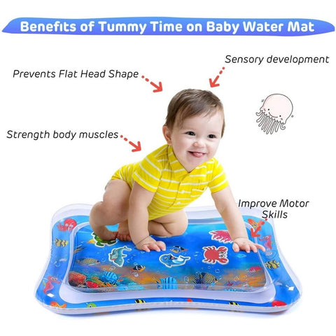 Inflatable water mat-KaTanikids-best gifts for baby, best gifts for toddlers, best gifts for kids, unique toys for baby, unique toys for toddlers, unique toys for kids, the best gifts for kids, best toys for kids, best toys for baby, best toys for toddlers, cool toys for kids, cool toys for toddlers, toys web, Web toys