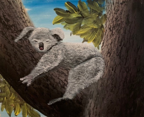"Live Event January 4, 2021,at Jake Rooney's,  7:00. ""Koala Nap"""