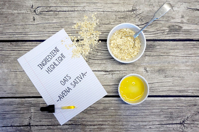 Ingredient Highlight - Avena Sativa [Oats]