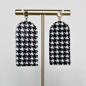 HOUNDSTOOTH ARCH