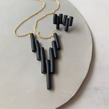 Load image into Gallery viewer, ERTE | necklace & earring set