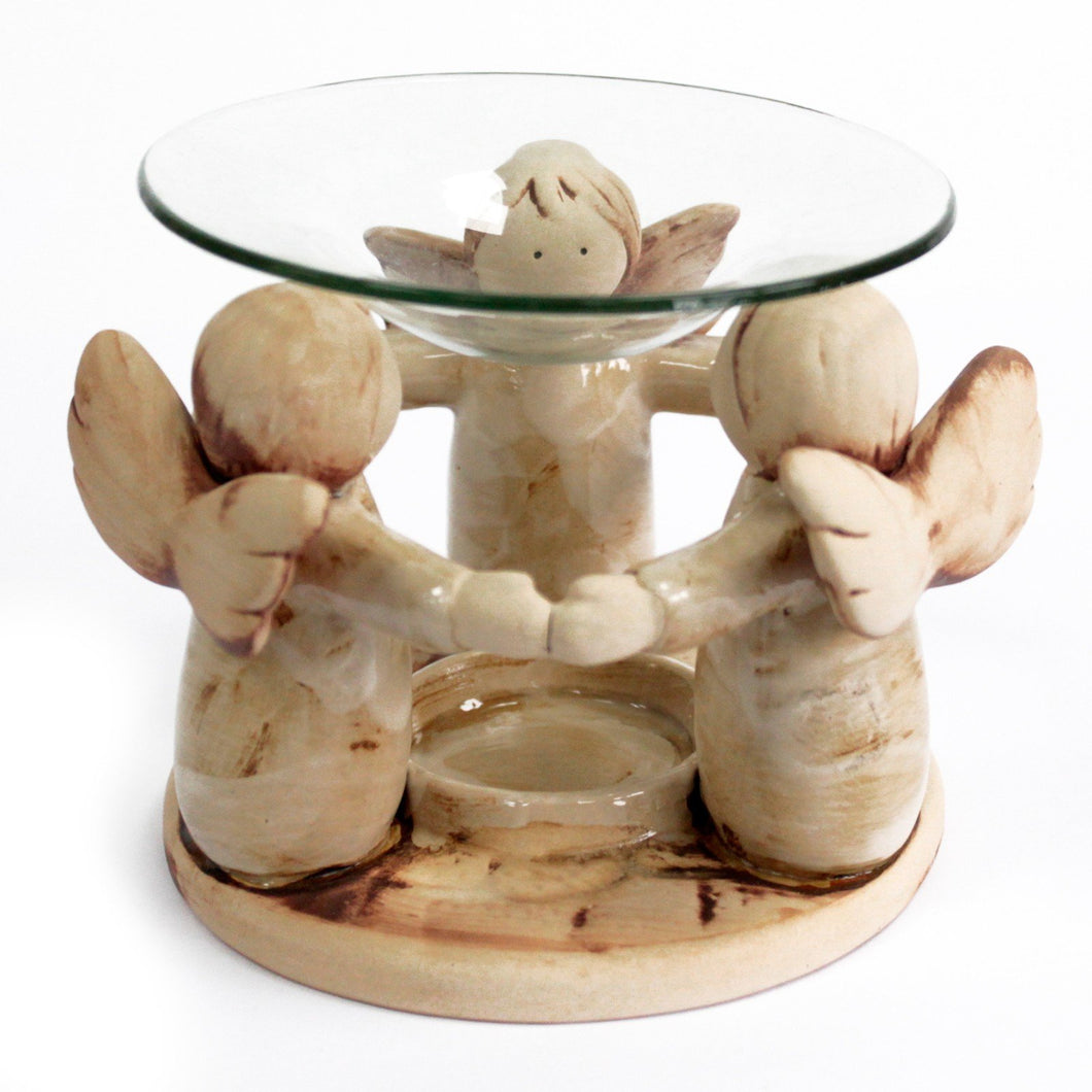 Angel Friends Oil Burner - Natural