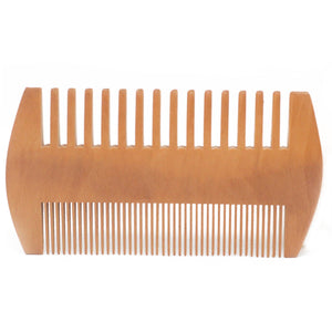 Two Sided Beard Comb - Soap Scent & Home