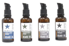 Load image into Gallery viewer, 50ml Beard Oils - Various Scents