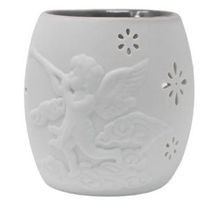 Cherubs Oil Burner - Assorted Design - Soap Scent & Home
