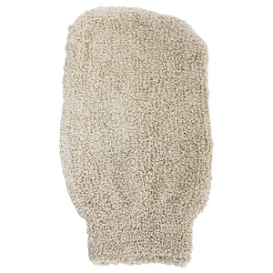 Snug Jute Mix Mitt - Cream