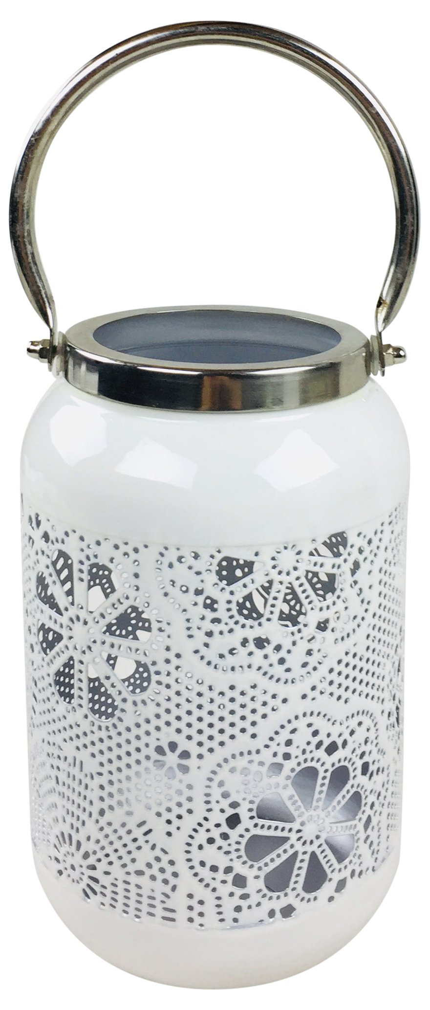 Flower Design Lantern - Various Sizes