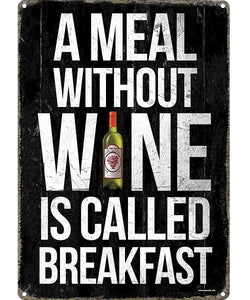 40x50 Wine Worded Wall Plaque