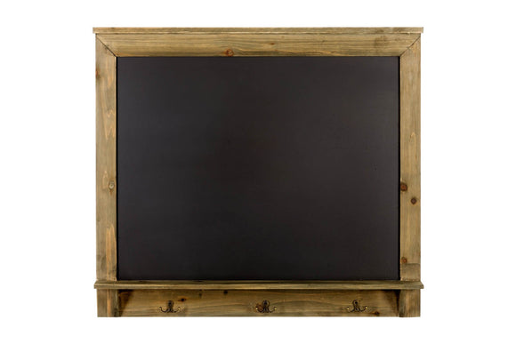 Blackboard with 3 or 4 hooks - Soap Scent & Home