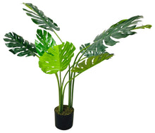 Load image into Gallery viewer, Artificial Monstera Plant - Different Sizes