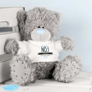 Personalised Me to You Bear 'No.1' - Soap Scent & Home