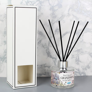 Personalised Me to You Bees Reed Diffuser - Soap Scent & Home
