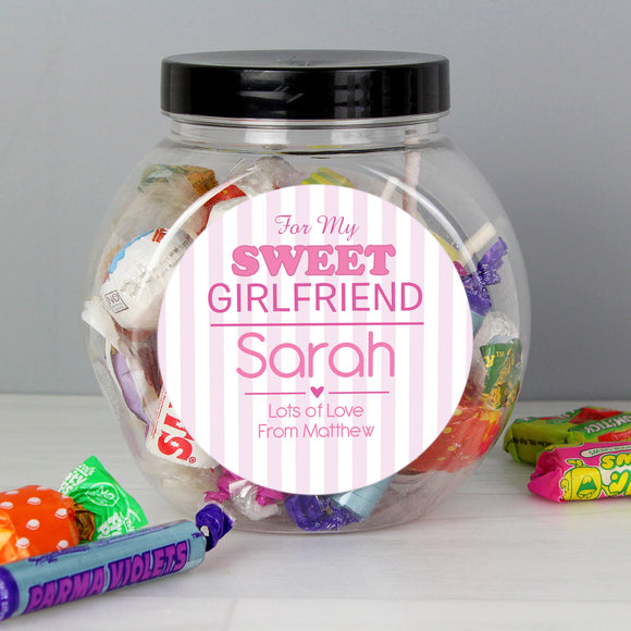 Personalised For My Sweet Sweets - Soap Scent & Home