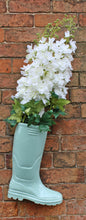 Load image into Gallery viewer, Ceramic Wellington Boot Planter - Various Colours