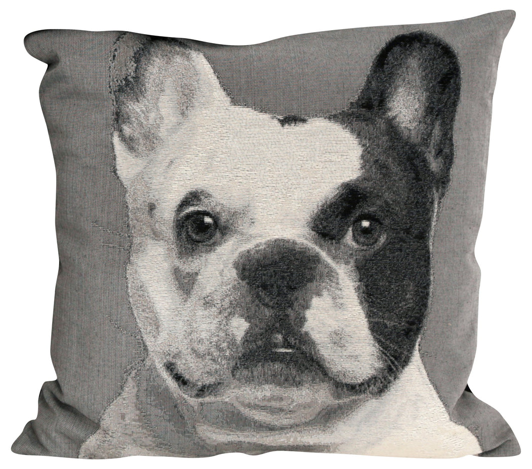 Monochrome Dog Cushion - Various Designs