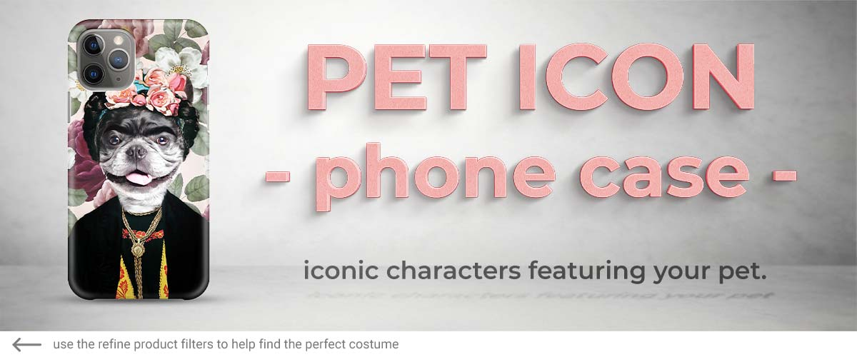 Pet Icon Renaissance Portrait Art Phone Cases banner