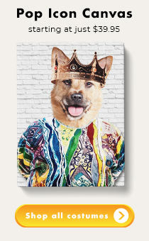 pop your pups new pop icon collection - Crown your pup to be royalty!