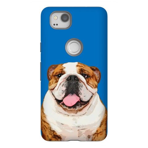 Custom Pet Art Phone Case