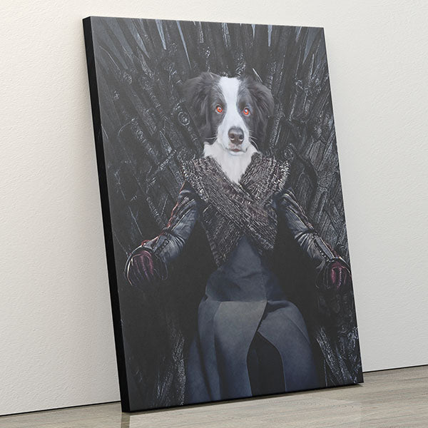 Mother Of Doggos - Canvas Wrap