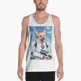 Pop Icon Mens Tank - Pop Your Pup!™