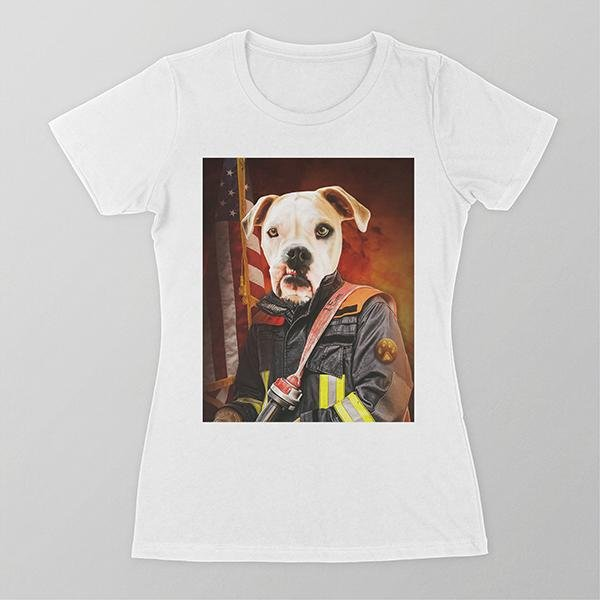 FirePaw - Women's Crew - Pop Your Pup!™