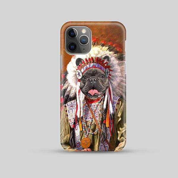 Native Pawmerican - Phone Case - Pop Your Pup!™