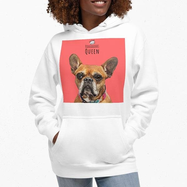 Original Pet Pop Art Hoodie - Pop Your Pup!™