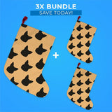 3x Christmas Stockings Bundle