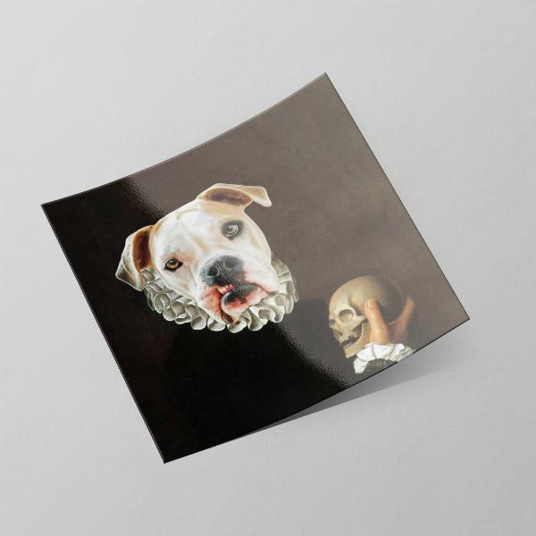 Bone Doctor - Stickers - Pop Your Pup Renaissance Costumes
