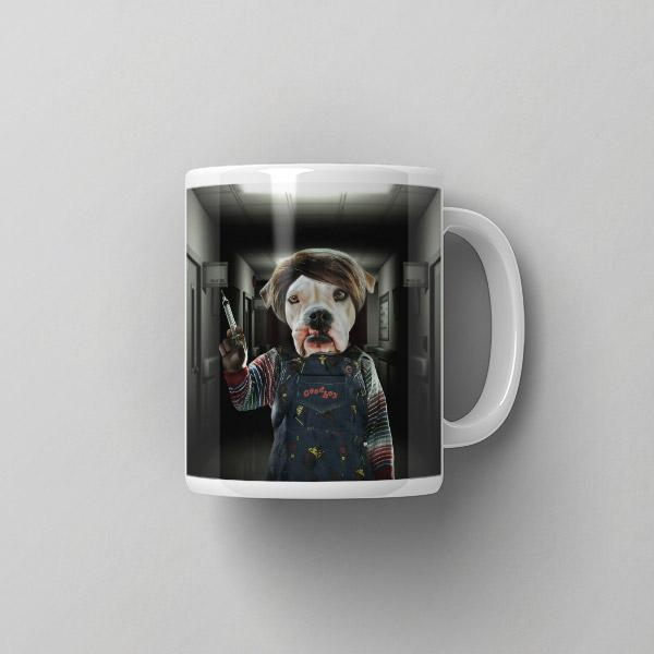 Chucky - Coffee Mug - Pop Your Pup Renaissance Costumes