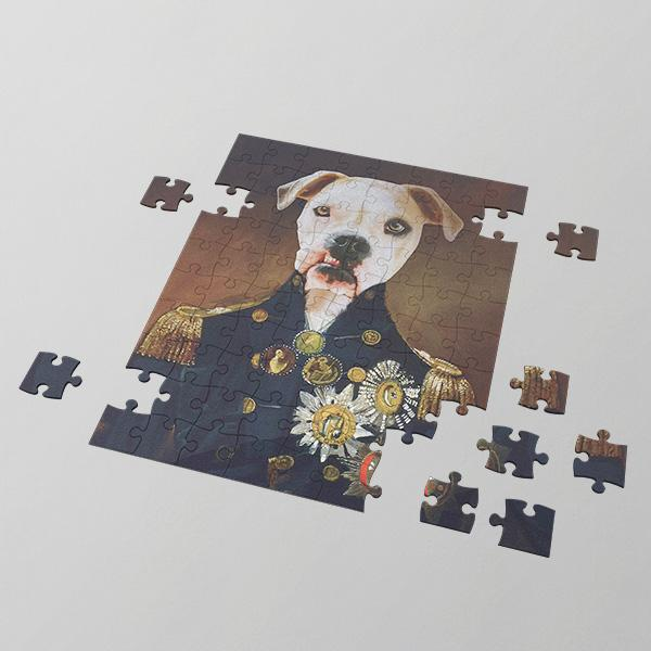 Colonel Chewed it Off - Puzzles