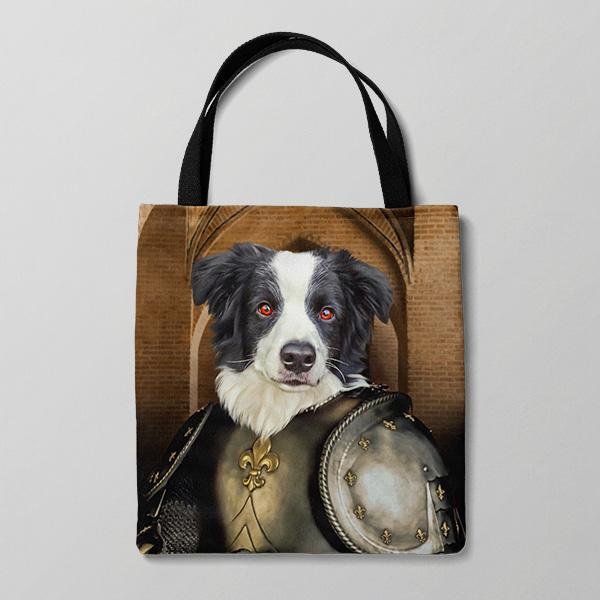 Joan of Bark - Tote Bags