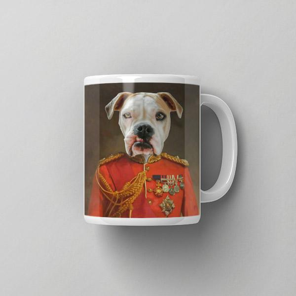 Medals of Barks - Coffee Mug - Pop Your Pup Renaissance Costumes