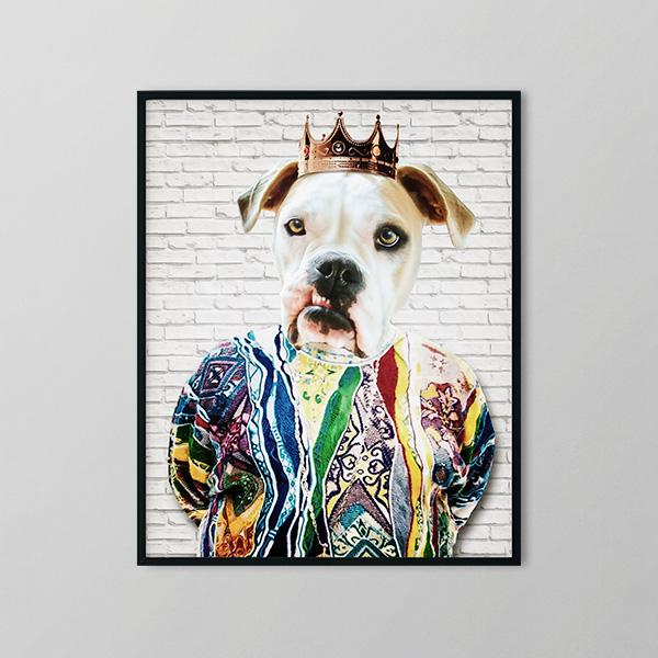Notorious D.O.G. - Framed Prints