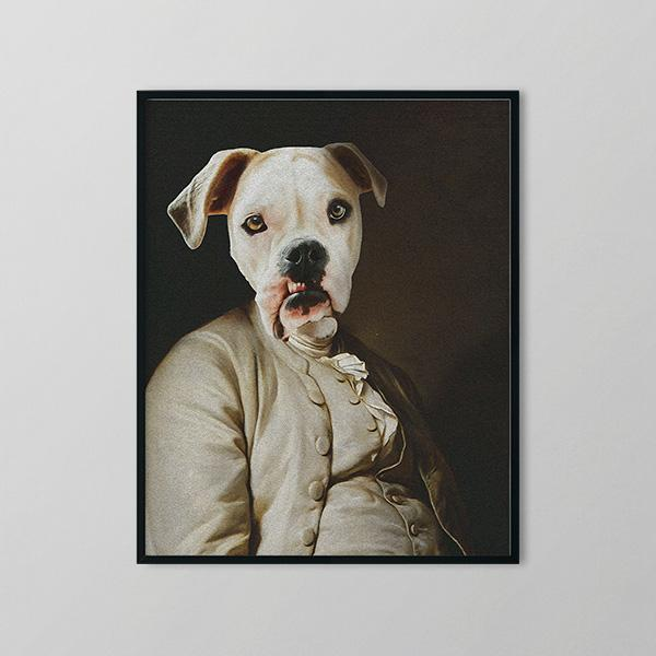 Robusto Borko - Framed Prints