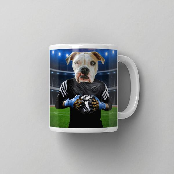 Soccer Player - Coffee Mug - Pop Your Pup Renaissance Costumes