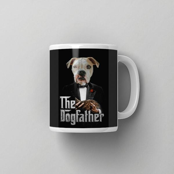 The Dog Father - Coffee Mug - Pop Your Pup Renaissance Costumes