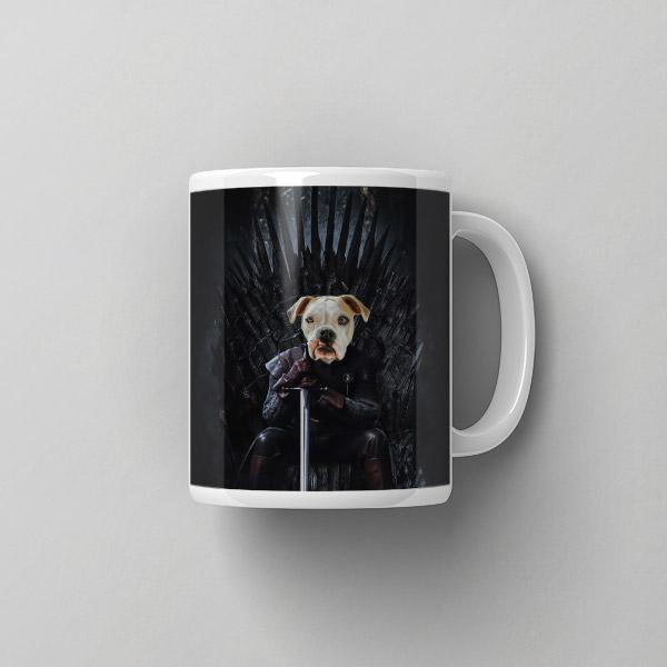 The Iron Throne - Coffee Mug - Pop Your Pup Renaissance Costumes