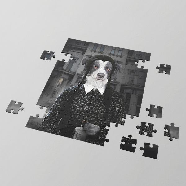 Woofer Adams - Puzzles