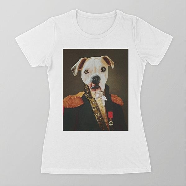 Sir Chases Tail - Women's Crew - Pop Your Pup!™